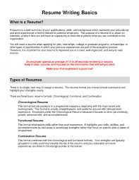 Chrono Functional Resume Sample by Below You Will Find An Example Of Functional Resume For