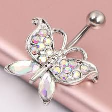 fashion ab belly ring piercing jewelry belly