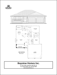 Building A House Plans Building A Home Bayview Homes Inc