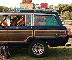 jeep grand wagoneer custom tommy hilfiger s jeep grand wagoneer for sale autoevolution