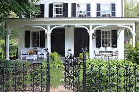 federal style home beautiful restoration federal style home from 1840s hooked on houses