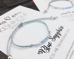 birthstone gift birthstone bracelet etsy