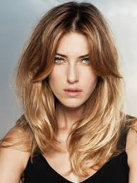 short choppy layers for long hair women medium haircut