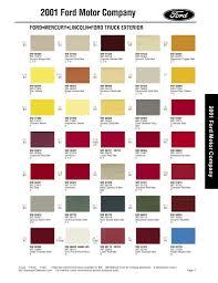 chart sherwin williams paint color chart automotive
