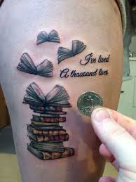 the 25 best small book tattoo ideas on pinterest cool tats