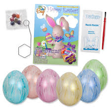 Easter Egg Decorating Kit by Easter Eggs Decorating Kits Includes 4 Kits