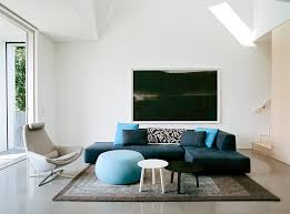 6 ways to design a home with bb italia dwell concrete floor white