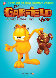Seeking Characters The Garfield Show 7 Desperately Seeking Pooky Issue
