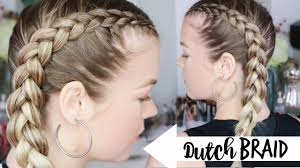 show pix of braid how to dutch braid braiding 101 youtube