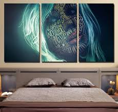 3 piece hd printed wall art posters prints canvas painting room