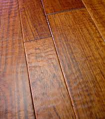 cherry prefinished scraped hardwood flooring