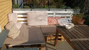 Patio Furniture Pallets by Outdoor Furniture For Small Patio Diy Outdoor Patio Furniture