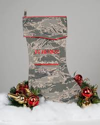 air force c 130 christmas stocking by camosock