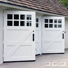 Cottage Style Garage Doors by 41 California Style Garage Door Craftsman Style Custom Garage