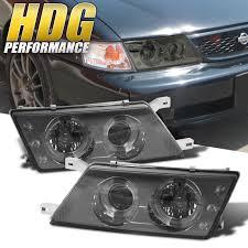 nissan sentra drive arabia fits 1995 1998 nissan sentra 200sx projector dual halo headlights