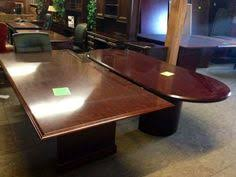 Mahogany Conference Table Used 8ft Mahogany Conference Table Newinventory Conference In