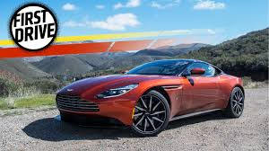aston martin blacked out the 2017 aston martin db11 is a symphony of speed and perfect