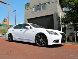 lexus ls india lexus ls with hre p93l in satin black hre performance wheels
