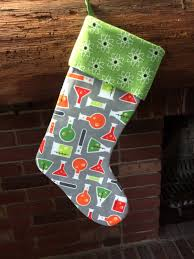 chemistry stocking christmas stocking nerdy science stocking
