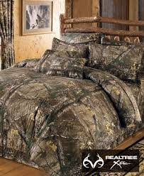 Orange Camo Comforter Dress Up Your Bedroom With A Natural New Realtreextra Camo