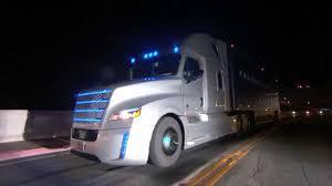 freightliner freightliner inspiration truck infinite inspiration youtube