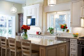an artist u0027s traditional kitchen in living color maddesign