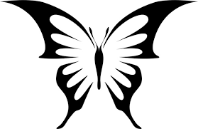 stencil butterfly images search