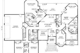 Villa Floor Plans Australia 51 Luxury 5 Bedroom House Plans House Romantic Luxury Master