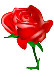 valentine flowers clipart 77