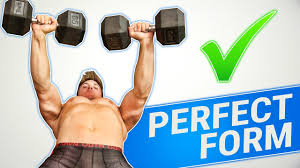 Dumbbell Bench Press Form How To Dumbbell Bench Press 3 Golden Rules Youtube