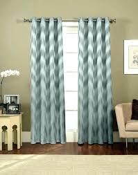 Gray And Teal Curtains Teal Chevron Curtains Innovativecreative