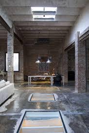 trendhome printing factory loft barcelona interior design