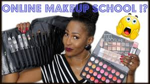 makeup artist online school online makeup school my experience makeup kit for beginners