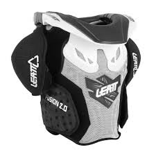 motocross safety gear fusion 2 0 vest jr neck and body protection