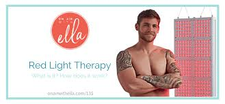 How Does Light Therapy Work 135 Red Light Therapy U2013 Justin U0026 Melissa Strahan On Air With Ella