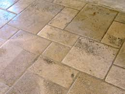 travertine tiles in dunmow office before cleaning charming