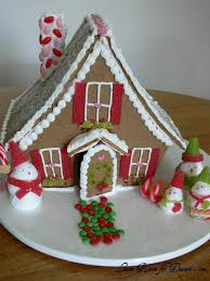 gingerbread house template leave room for dessert