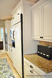 How To Clean Kitchen Cabinets Before Painting by A Cabinet Painting House Call With Thrifty Decor Evolution
