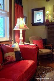 interior design job jane hall design color schemes blaze red
