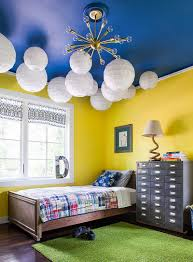 yellow bedroom decorating ideas bedroom decorating ideas eclectic nursery in blue and yellow