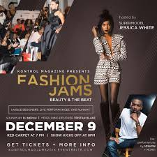 kontrol magazine presents fashion jams beauty u0026 the beat tickets