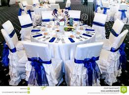 blue wedding decoration ideas wedding table decorations