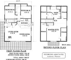 floor plan for small 1 200 sf house with 3 bedrooms and 2 square