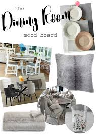Jordan Furniture Dining Room Sets by The Dining Room Mood Board Hello Miss Jordan