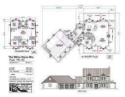 the white horse mtns pd1102 peak home design oregon