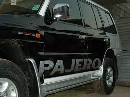 mitsubishi pajero old model mighty black paj it u0027s my new ride mitsubishi pajero page 2
