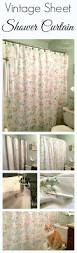 Zombie Pinup Shower Curtain by 201 Best How To Repurpose Old And Or Vintage Bed Sheets Images On