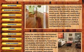big d lumber company flooring