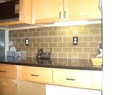 Backsplash Subway Tiles For Kitchen Gray Glass Subway Tile Backsplash Home Design Ideas Gray Glass