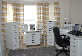 interior sewing room ideas ikea with magnificent wooden sewing